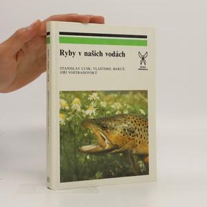 náhled knihy - Ryby v našich vodách
