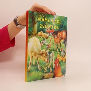 náhled knihy - Máme rádi zvířátka