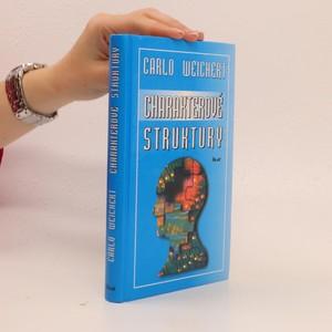 náhled knihy - Charakterové struktury