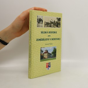 náhled knihy - Selská historie aneb Zemědělství v Hostivici