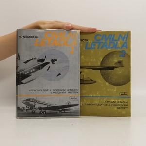 náhled knihy - Civilní letadla 1 + 2 (2 svazky, viz foto)