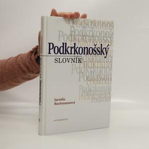náhled knihy - Podkrkonošský slovník
