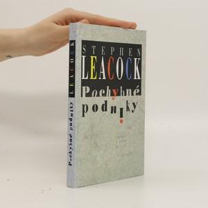 náhled knihy - Pochybné podniky