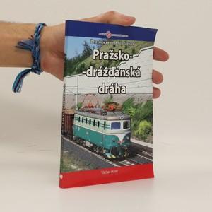 náhled knihy - Pražsko-drážďanská dráha