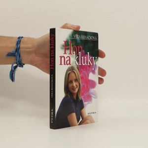 náhled knihy - Hon na kluky : dívčí román