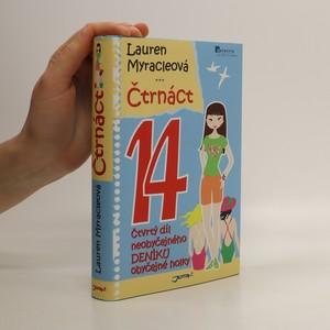 náhled knihy - Čtrnáct : čtvrtý díl neobyčejného deníku obyčejné holky