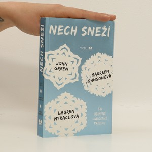 náhled knihy - Nech sneží (slovensky)