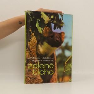 náhled knihy - Zelené ticho