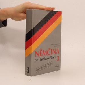 náhled knihy - Němčina pro jazykové školy 3 : s novým pravopisem