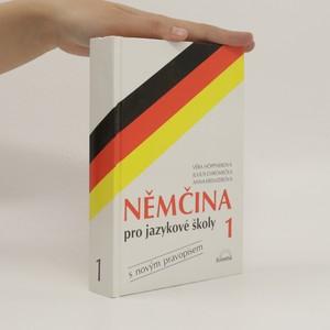 náhled knihy - Němčina pro jazykové školy. S novým pravopisem