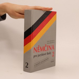 náhled knihy - Němčina pro jazykové školy : s novým pravopisem. 2. díl