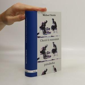 náhled knihy - Chceš-li rozesmát pánaboha