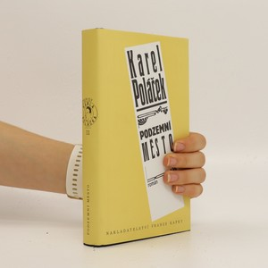 náhled knihy - Podzemní město