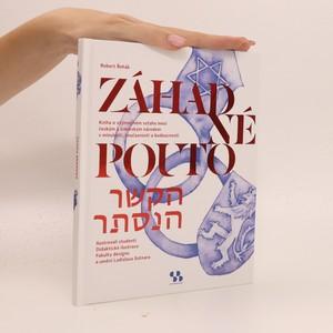 náhled knihy - Záhadné pouto / Ha-kešer ha-nistar