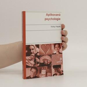 náhled knihy - Aplikovaná psychologie