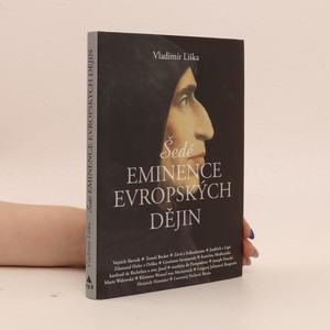 náhled knihy - Šedé eminence evropských dějin