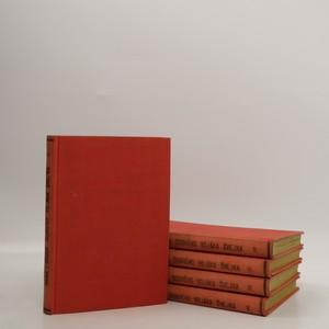 náhled knihy - Osudy dobrého vojáka Švejka (5 dílů v 5 svazcích)