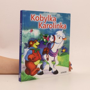 náhled knihy - Kobylka Karolínka