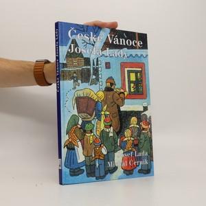 náhled knihy - České Vánoce Josefa Lady