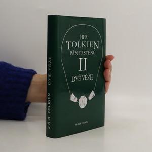 náhled knihy - Pán prstenů. Dvě věže. 2. díl.