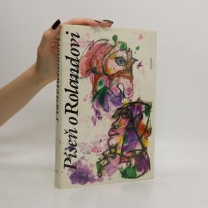 náhled knihy - Píseň o Rolandovi