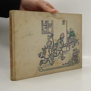 náhled knihy - Chlapec a hvězdy. Verše k obrazům a obrázkům Josefa Lady