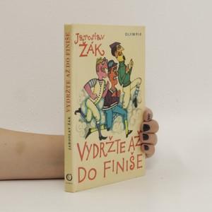 náhled knihy - Vydržte až do finiše
