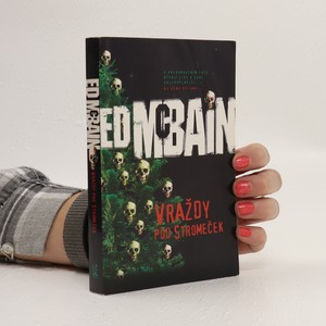 náhled knihy - Vraždy pod stromeček