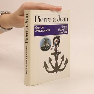 náhled knihy - Pierre a Jean