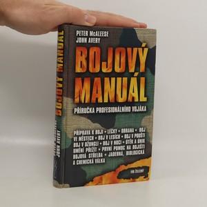 náhled knihy - Bojový manuál : příručka profesionálního vojáka