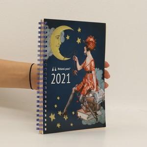 náhled knihy - Krásná paní 2021: Tajemná Luna. S přílohou publikace a Lunárního kalendáře Krásné paní 2021