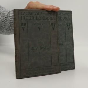 náhled knihy - Bílý tesák  (svazky 55 a 56)
