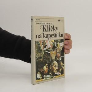 náhled knihy - Kličky na kapesníku. Román - interview