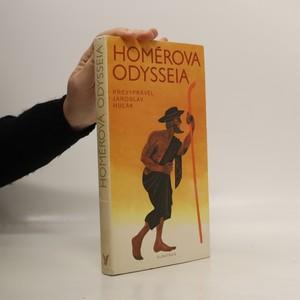 náhled knihy - Homérova Odysseia : převyprávěl Jaroslav Hulák