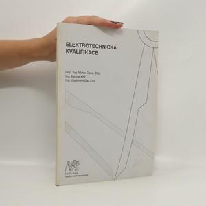 náhled knihy - Elektrotechnická kvalifikace
