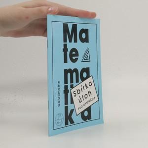 náhled knihy - Sbírka úloh z matematiky pro gymnázia - Goniometrie