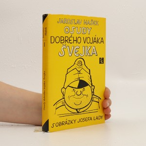 náhled knihy - Osudy dobrého vojáka Švejka I (s obrázky Josefa Lady)