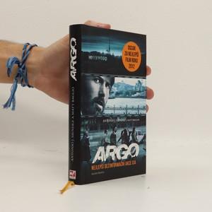 náhled knihy - Argo. Nejlepší dezinformační akce CIA