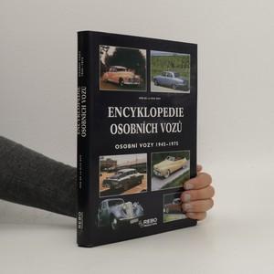 náhled knihy - Encyklopedie osobních vozů osobní vozy 1945-1975