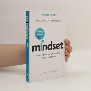 náhled knihy - Mindset : changing the way you think to fulfil your potential