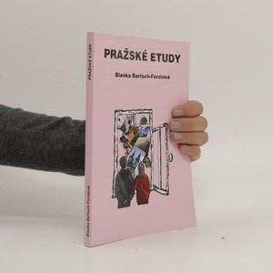 náhled knihy - Pražské Etudy