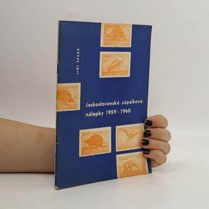 náhled knihy - Československé zápalkové nálepky 1959-1960. 2-4