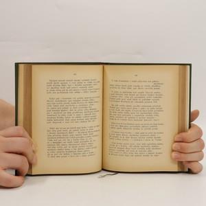 antikvární kniha Sebrané spisy Svatopluka Čecha 8. díl : Václav Živsa - Slavie, 1901