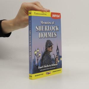 náhled knihy - The memoirs of Sherlock Holmes = Paměti Sherlocka Holmese