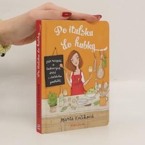náhled knihy - Po italsku do hubky