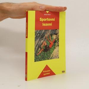 náhled knihy - Sportovní lezení