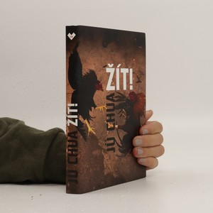 náhled knihy - Žít!
