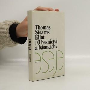 náhled knihy - O básnictví a básnících