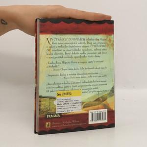 antikvární kniha Čtyři dohody, neuveden