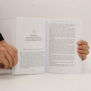 antikvární kniha Nastavení mysli. Nová psychologie úspěchu, aneb naučte se využít svůj potenciál, 2015
